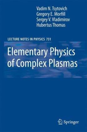 Elementary Physics of Complex Plasmasq