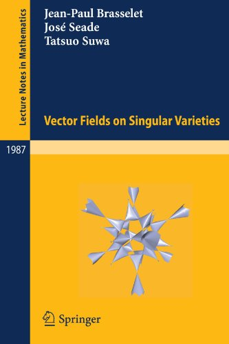 Vector fields on Singular Varieties