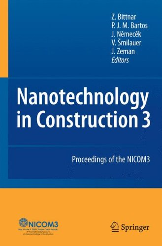Nanotechnology in Construction 3: Proceedings of the NICOM3