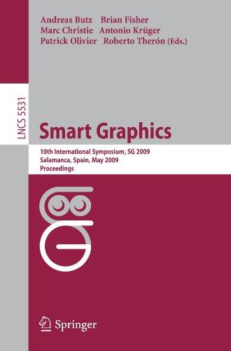 Smart Graphics: 10th International Symposium, SG 2009, Salamanca, Spain, May 28-30, 2009. Proceedings