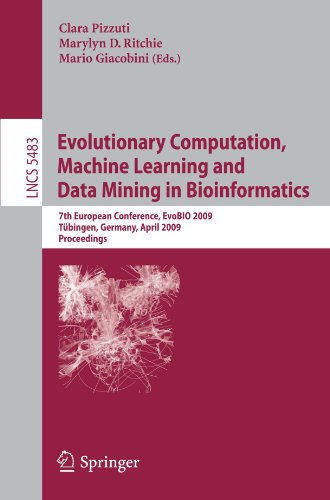 Evolutionary Computation, Machine Learning and Data Mining in Bioinformatics: 7th European Conference, EvoBIO 2009 Tübingen, Germany, April 15-17, 200