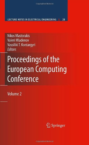 Proceedings of the european computing conference.