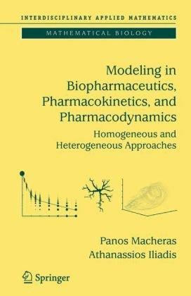 Modeling in biopharmaceutics, pharmacokinetics, and pharmacodynamics