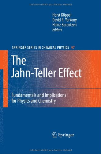 The Jahn-Teller Effect: Fundamentals and Implications for Physics and Chemistryq