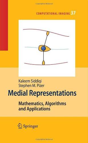 Medial representations: mathematics, algorithms and applications