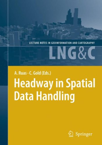 Headway in spatial data handling: 13th int. symp.
