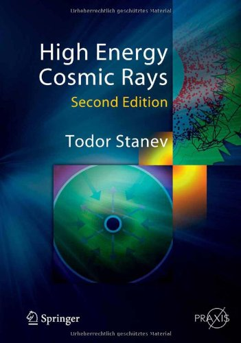 High energy cosmic rays