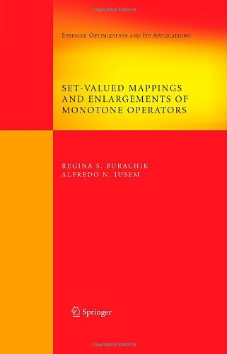 Set-Valued Mappings and Enlargements of Monotone Operators