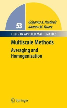 Multiscale methods: averaging and homogenizationq