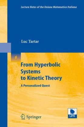 From hyperbolic systems to kinetic theory: a personalized quest