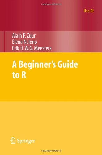 A beginners guide to R