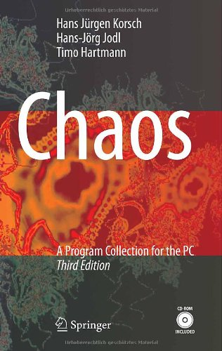 Chaos: A Program Collection for the PC, Third Edition