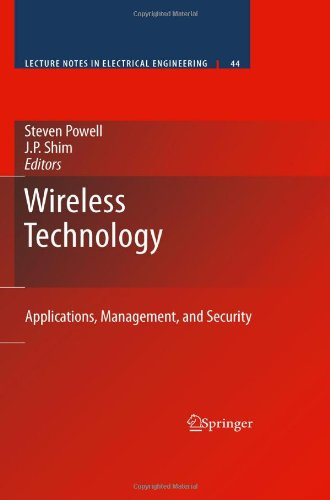 Wireless Technology: Applications, Management, and Security
