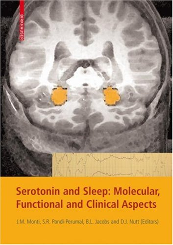 Serotonin and sleep: molecular, functional and clinical aspects