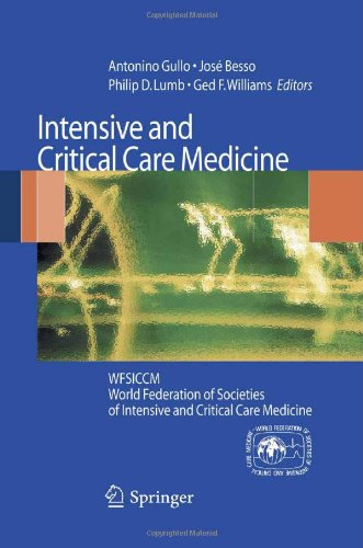 Intensive and Critical Care Medicine: WFSICCM World Federation of Societies of Intensive and Critical Care Medicine