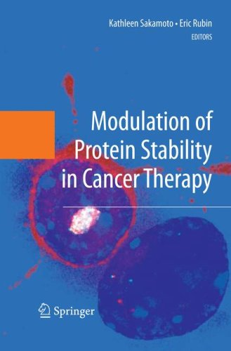 Modulation of Protein Stability in Cancer Therapy