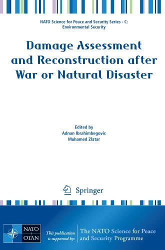 Damage Assessment and Reconstruction after War or Natural Disaster (NATO Science for Peace and Security Series C: Environmental Security)