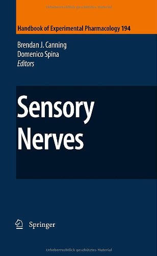 Handbook of Experimental Pharmacology, Vol. 194: Sensory Nerves