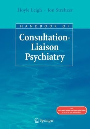 Handbook of Consultation-Liaison Psychiatry