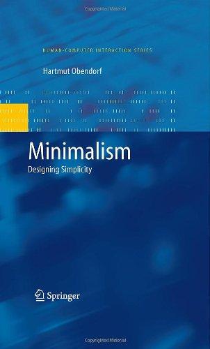 Minimalism: Designing Simplicity
