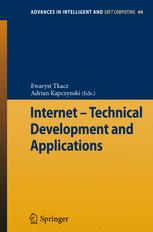 Internet – Technical Development and Applications