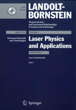 Laser Fundamentals. Part 2