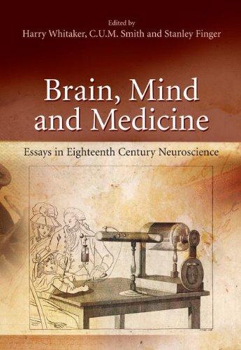 Brain, Mind and Medicine: Essays in Eighteenth-Century Neuroscience