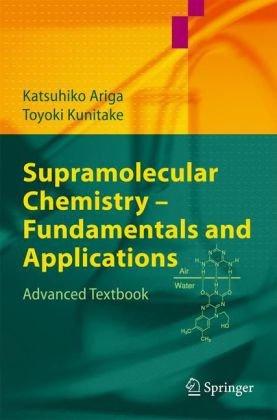 Supramolecular chemistry: fundamentals and applications: advanced textbook