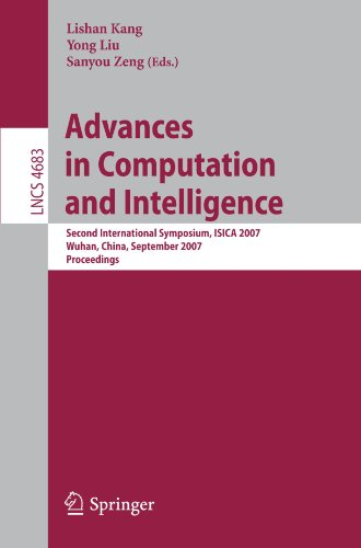 Advances in Computation and Intelligence: Second International Symposium, ISICA 2007 Wuhan, China, September 21-23, 2007 Proceedings