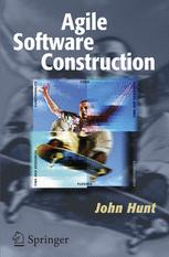 Agile Software Construction