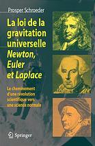 Loi de la gravitation universelle Newton, Euler et Laplace