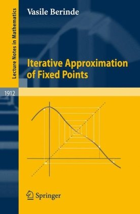 Iterative Approximation of Fixed Points