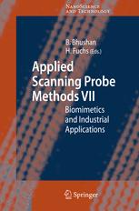 Applied Scanning Probe Methods VII: Biomimetics and Industrial Applications