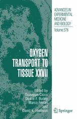 Oxygen Transport to Tissue XXVII