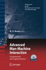Advanced Man-Machine Interaction: Fundamentals and Implementation