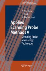 Applied Scanning Probe Methods V: Scanning Probe Microscopy Techniques