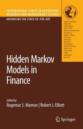 Hidden Markov Models in Finance (International Series in Operations Research & Management Science)q
