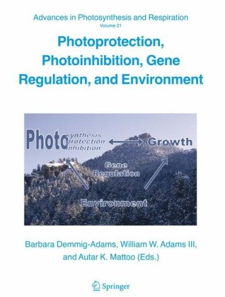 Photoprotection, Photoinhibition, Gene Regulation, and Environment Volume 21 (Advances in Photosynthesis and Respiration) (Advances in Photosynthesis