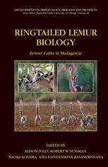Ringtailed Lemur Biology:  Lemur Catta in Madagascar