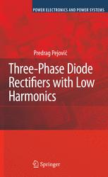 Three-Phase Diode Bridge Rectifier With Low Harmonics: Current Injection Methods