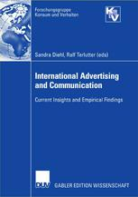 International Advertising and Communication: Current Insights and Empirical Findings