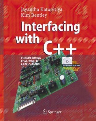 Interfacing with C++. Programming Real-World Applications