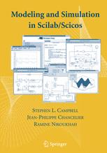 Modeling and Simulation in Scilab/Scicos