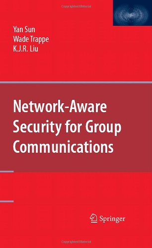 Network-Aware Security for Group Communicationsq