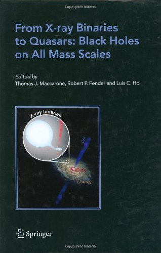 From X-ray Binaries to Quasars: Black Holes on All Mass Scales