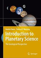 Introduction to planetary science : the geological perspective