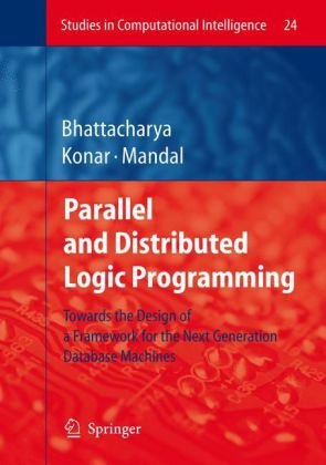 Parallel and Distributed Logic Programming: Towards the Design of a Framework for the Next Generation Database Machinesq