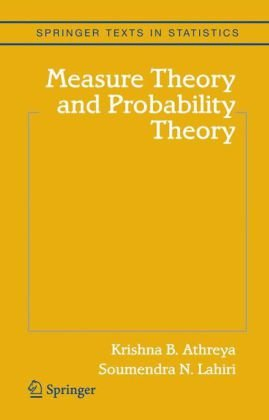 Measure theory and probability theoryq