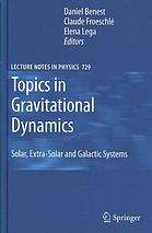 Topics in Gravitational Dynamics