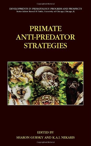Primate anti-predator strategies (Developments in Primatology)